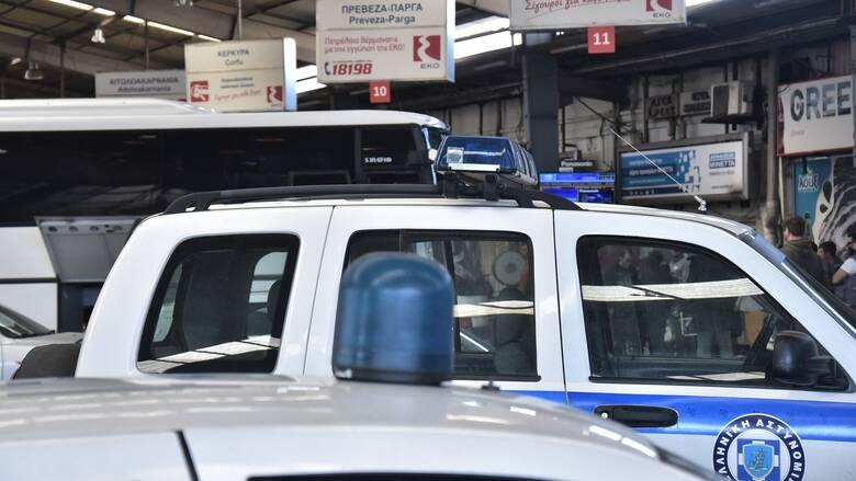 Καβάλα: Γυναίκα μαχαίρωσε άνδρα σε λεωφορείο του ΚΤΕΛ
