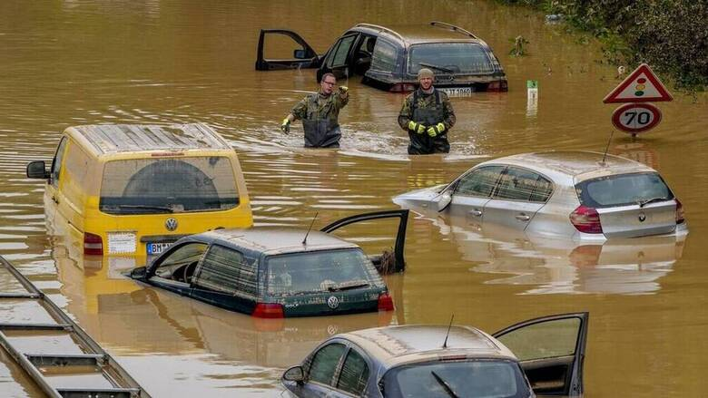 Φονικές πλημμύρες στη Γερμανία: Τους 165 έφτασαν οι νεκροί