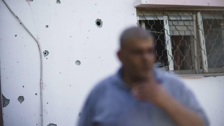 Ρουκέτες της Χεζμπολάχ κατά Ισραήλ και ισραηλινές ρουκέτες στο Χαλέπι