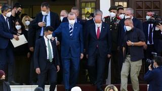 Κύπρος: Ολοκληρώνεται η επίσκεψη Ερντογάν στα Κατεχόμενα - Τι περιλαμβάνει το πρόγραμμα