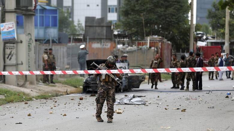 Καμπούλ: Ρουκέτες στην «πράσινη ζώνη», κοντά στο προεδρικό παλάτι