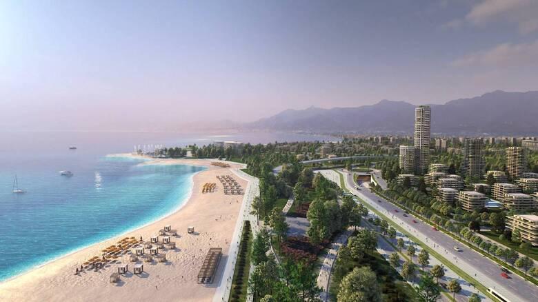 Δείτε live την παρουσίαση της νέας παραλίας του Ελληνικού – Πώς θα αλλάξει το παράκτιο μέτωπο