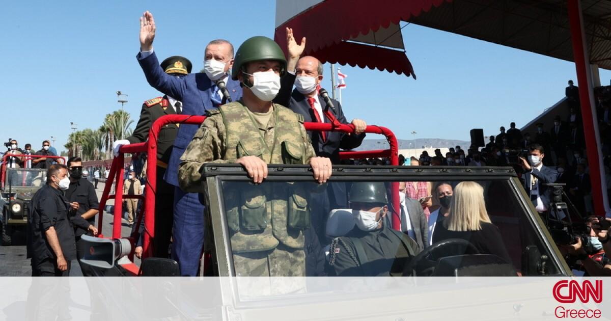 Βαρώσια: Άρση του στρατιωτικού καθεστώτος ανακοίνωσαν Ερντογάν – Τατάρ