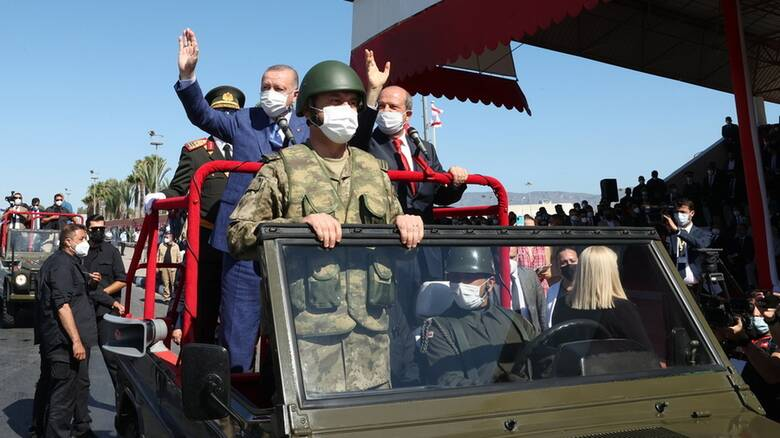 Βαρώσια: Άρση του στρατιωτικού καθεστώτος ανακοίνωσαν Ερντογάν - Τατάρ