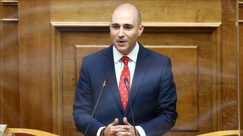 Σχεδόν ομόφωνη απόφαση της Βουλής για άρση της ασυλίας του Κ. Μπογδάνου