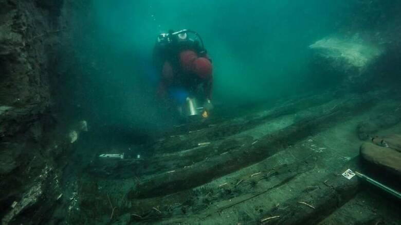 Αρχαία «βυθισμένη πόλη» ανακαλύφθηκε στην Αίγυπτο