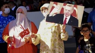 Κύπρος - Βαρώσια: Η EE ζητά από τον Ερντογάν σεβασμό του Διεθνούς Δικαίου