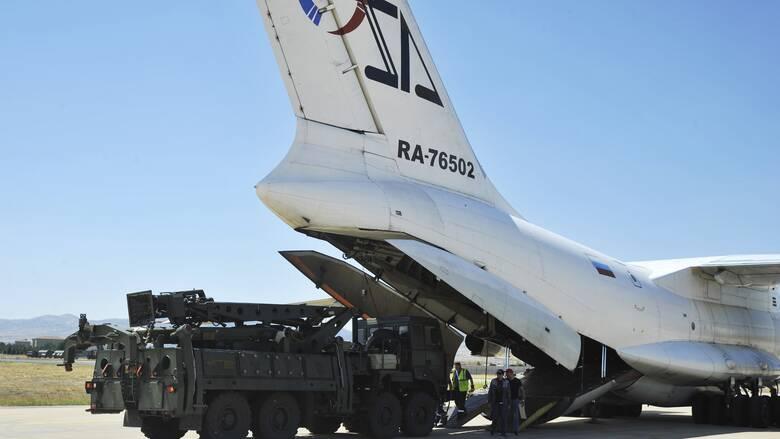 Σε προχωρημένες συνομιλίες Τουρκία - Ρωσία για δεύτερη συστοιχία S-400
