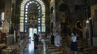 Κορωνοϊός - Ιερά Σύνοδος: «Δώρο Θεού το εμβόλιο» - «Η Εκκλησία εμπιστεύεται την Ιατρική»