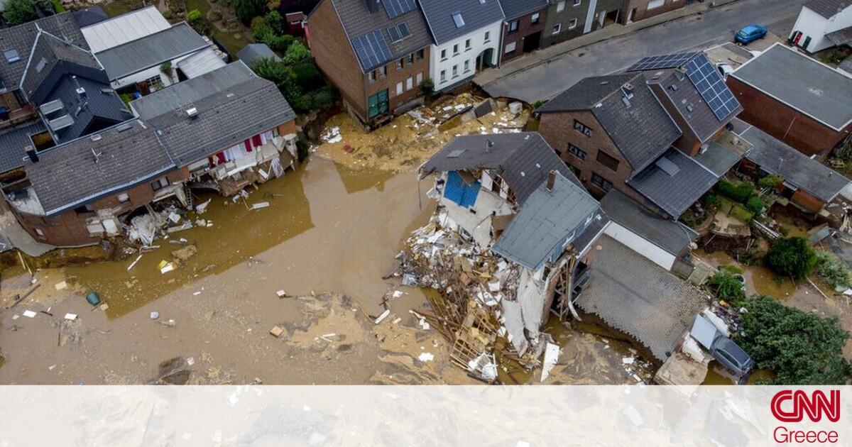 Γερμανία – Πλημμύρες: Πού απέτυχε το σύστημα προειδοποίησης – Ποιοι ζητούν επανεξέταση