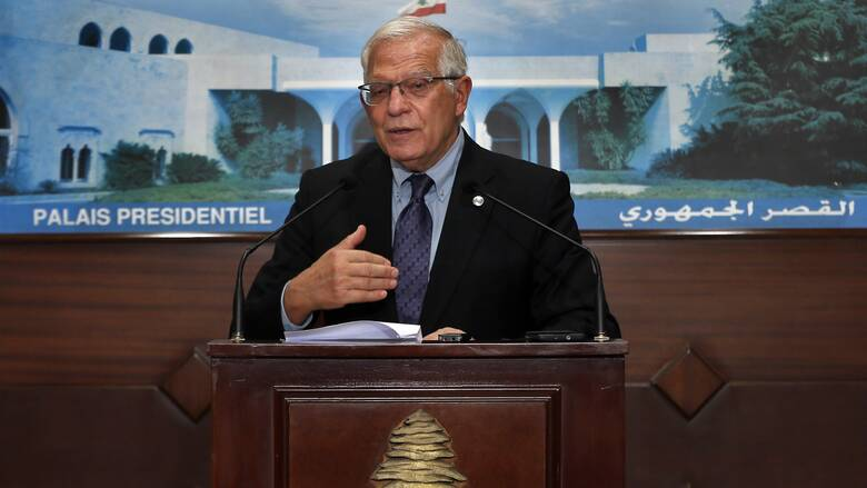 Μπορέλ: Απαράδεκτη μονομερής απόφαση για αλλαγή καθεστώτος στα Βαρώσια