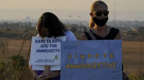 Βαρώσια: Διπλωματική κινητοποίηση έναντι της αρπαγής που επιχειρεί ο Ερντογάν