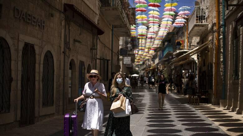 Ισραήλ- Κορωνοϊός: Δύο θάνατοι και 1.400 κρούσματα σε 24 ώρες