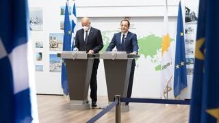 Δένδιας στην Κύπρο: Ο Αττίλας κινήθηκε πάλι - Η τουρκική επιθετικότητα δεν θα μείνει αναπάντητη