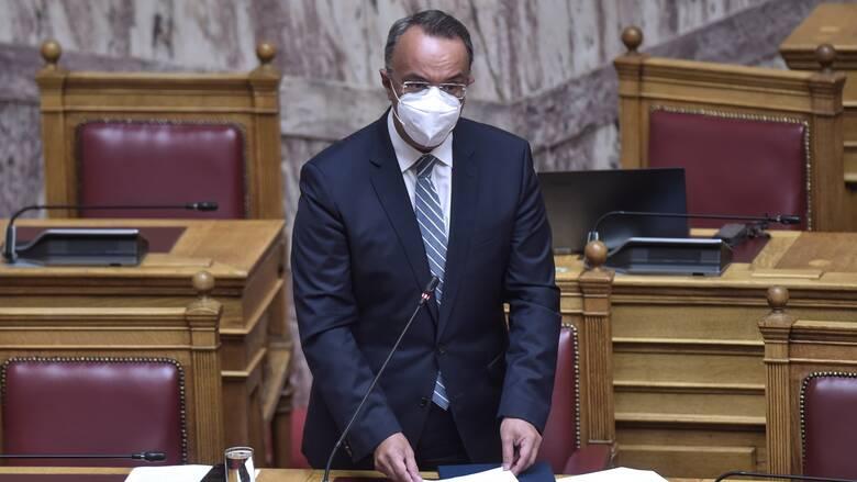 Σταϊκούρας: Στα 14.000 ευρώ η μέση επιδότηση παγίων δαπανών για χιλιάδες επιχειρήσεις