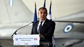 Παναγιωτόπουλος: Η αγορά των Rafale υπογραμμίζει το στρατηγικό χαρακτήρα Ελλάδας – Γαλλίας