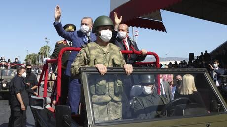Επανέρχεται ο Ερντογάν: «Ο Μητσοτάκης φταίει» - Τούρκοι και Τουρκοκύπριοι στα Βαρώσια