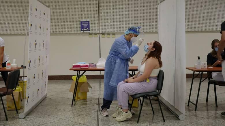 ΕΟΔΥ: Πού θα γίνουν δωρεάν rapid test στην Αθήνα και σε όλη τη χώρα την Πέμπτη