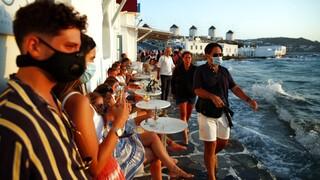 Κορωνοϊός: Συνεδριάζει η Επιτροπή των Ειδικών - Ώρα αποφάσεων για Μύκονο