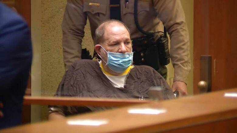 Χάρβεϊ Γουάινστιν: Δηλώνει αθώος για κατηγορίες βιασμών και σεξουαλικών επιθέσεων στο Λος Άντζελες