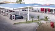 Η Tesla ανοίγει το δίκτυο φορτιστών της για όλους