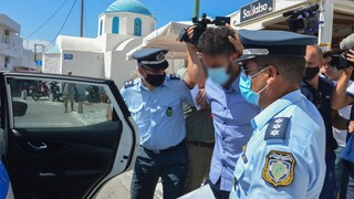 Φολέγανδρος: Απολογείται ο 30χρονος - Οργισμένη ανακοίνωση Κούγια για τα περί «αυτοκτονίας»