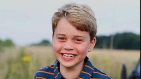 Ο πρίγκιπας Τζορτζ της Αγγλίας γίνεται σήμερα 8 ετών