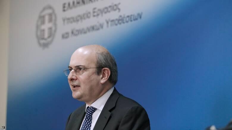 Χατζηδάκης: Γρήγορη απονομή συντάξεων και εξυπηρέτηση των πολιτών ως προτεραιότητα
