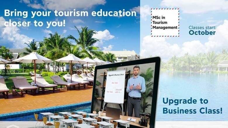 Alba Graduate Business School: Το πρώτο σύγχρονο online MSc in Tourism Management στην Ελλάδα
