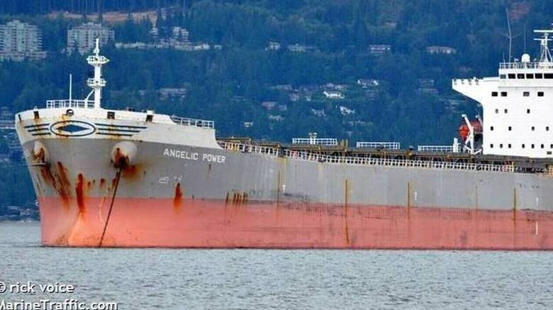 «Angelic Power»: Επέστρεψαν στην Ελλάδα οι τελευταίοι δύο ναυτικοί του πλοίου
