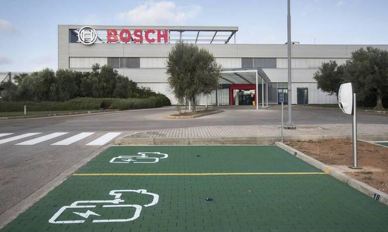 Η Bosch Ελλάδας παραμένει σε σταθερή πορεία