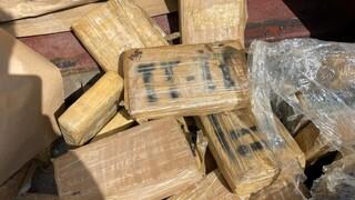 Από τη Γουατεμάλα η ποσότητα «μαμούθ» κοκαΐνης που κατέσχεσε η ΕΛ.ΑΣ. στον Πειραιά