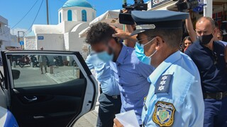 Φολέγανδρος: Προφυλακιστέος ο 30χρονος για τη δολοφονία της 26χρονης Γαρυφαλλιάς