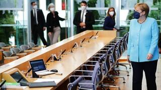 «Πόντιος Πιλάτος» η Μέρκελ για Κυπριακό: Μην αποθαρρυνόμαστε από τις δηλώσεις Ερντογάν
