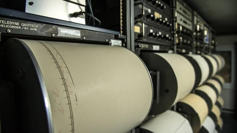 Δύο ισχυροί σεισμοί νοτιοδυτικά της Νισύρου