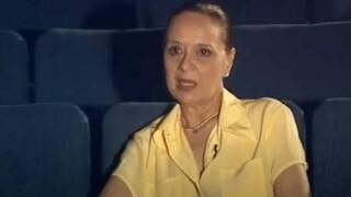 Πέθανε η σπουδαία ηθοποιός του θεάτρου Μάγια Λυμπεροπούλου