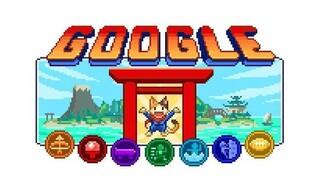 Ολυμπιακοί Αγώνες: Η Google μας προσκαλεί στο Doodle Champion Island