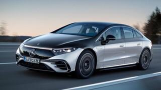 Η ηλεκτρική στρατηγική της Mercedes περιλαμβάνει επενδύσεις ύψους 40 δισ. ευρώ