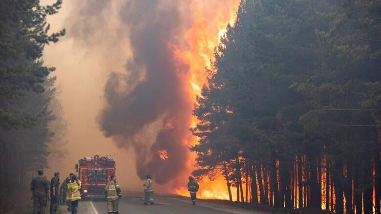 Ποιοι παράγοντες πυροδοτούν τις πρωτοφανείς πυρκαγιές της Ρωσίας