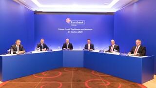 Καραβίας: Στόχος μας να παραμείνουμε στην πράξη τράπεζα της ανάπτυξης