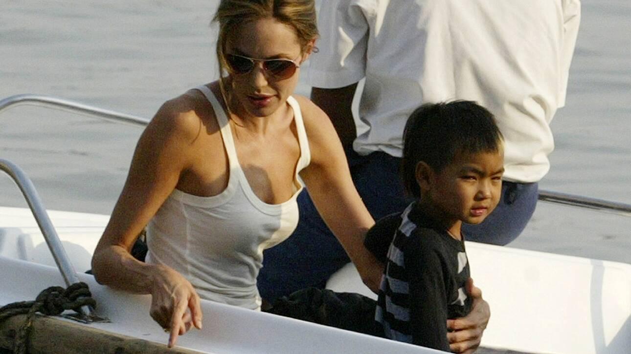 Αντζελίνα Τζολί: Με πλαστά έγγραφα έγινε η υιοθεσία του μεγάλου γιου της, Μάντοξ (;)