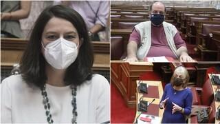 Βουλή: Άγρια κόντρα μεταξύ Πιπιλή, Φίλη και Κεραμέως - Δεν ανακάλεσε ο βουλευτής του ΣΥΡΙΖΑ