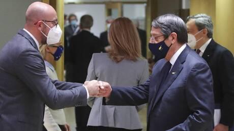 Σαρλ Μισέλ: Η ΕΕ θα αντιδράσει για τα Βαρώσια - Λύση δύο κρατών δεν υφίσταται