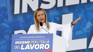 Ιταλία: Η ακροδεξιά της Τζόρτζια Μελόνι πρώτη πολιτική δύναμη στις δημοσκοπήσεις