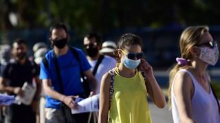 Κορωνοϊός: 2.854 νέα κρούσματα, 130 διασωληνωμένοι και 7 θάνατοι