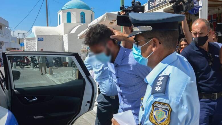 Φολέγανδρος - Αποκλειστικό CNN Greece: «Έσπρωξα την Γαρυφαλλιά στον γκρεμό» ομολογεί ο 30χρονος