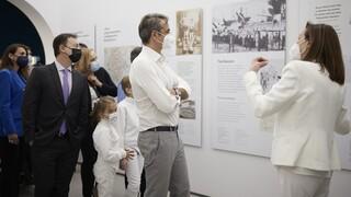 Μητσοτάκης: Η χώρα απέκτησε Ολυμπιακό Μουσείο αντάξιο της παράδοσης και της Iστορίας