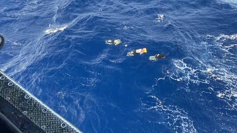 Ναυάγιο ανοιχτά της Κρήτης: Επτά νεκροί, 37 διασωθέντες και τουλάχιστον ένας αγνοούμενος