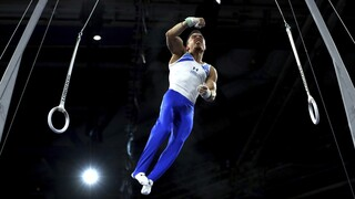 Ολυμπιακοί Αγώνες Tόκιο: «Μαγικός» ο Πετρούνιας, έκλεισε θέση για τον τελικό των κρίκων