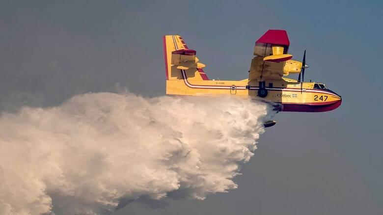 Φωτιά - SMS από το 112: Εκκενώθηκε το Ρυτό Κορινθίας - Σε εξέλιξη πυρκαγιές σε Επίδαυρο και Εύβοια